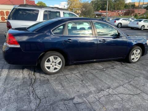 2008 Chevrolet Impala for sale at Country Auto Sales Inc. in Bristol VA