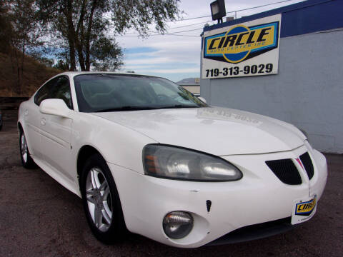 2007 Pontiac Grand Prix for sale at Circle Auto Center in Colorado Springs CO