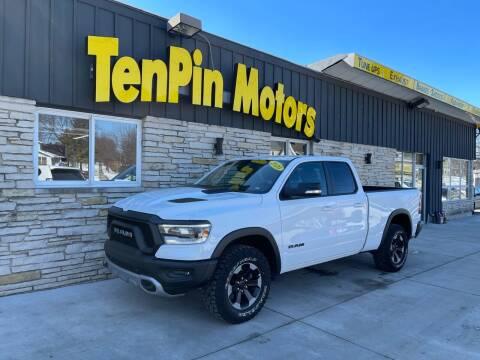 2020 RAM Ram Pickup 1500 for sale at TenPin Motors LLC in Fort Atkinson WI