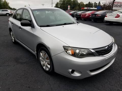 2008 Subaru Impreza for sale at Arcia Services LLC in Chittenango NY