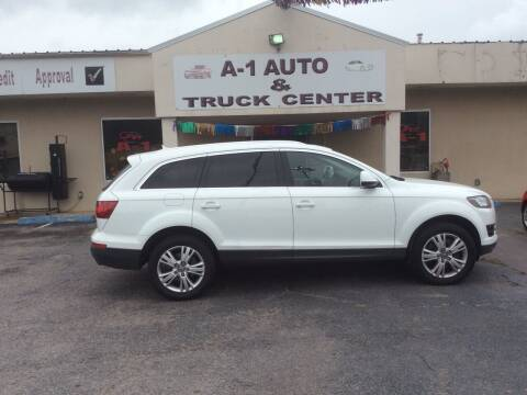 2010 Audi Q7 for sale at A-1 AUTO AND TRUCK CENTER in Memphis TN