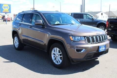 2017 Jeep Grand Cherokee for sale at L & L MOTORS LLC in Wisconsin Rapids WI