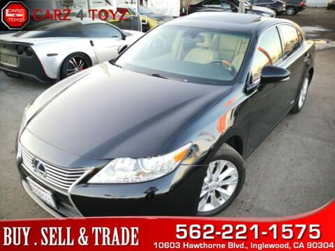 2014 Lexus ES 300h for sale at Carz 4 Toyz in Inglewood CA