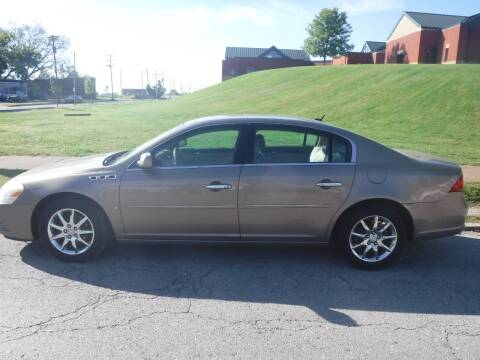 2006 Buick Lucerne for sale at ALL Auto Sales Inc in Saint Louis MO