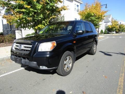 2007 Honda Pilot for sale at Boston Auto Sales in Brighton MA