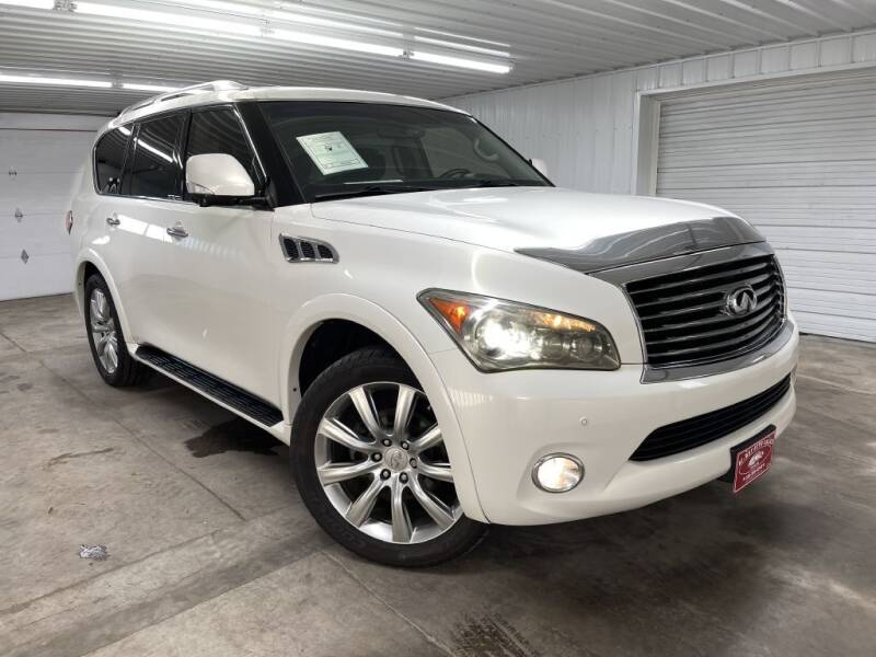 2011 Infiniti QX56 for sale at Hi-Way Auto Sales in Pease MN