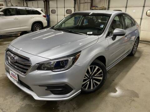 2018 Subaru Legacy for sale at Sonias Auto Sales in Worcester MA