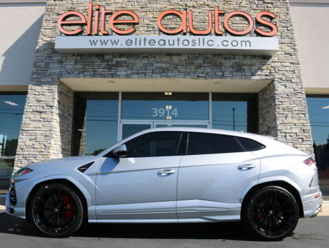 2019 Lamborghini Urus for sale at Elite Autos LLC in Jonesboro AR
