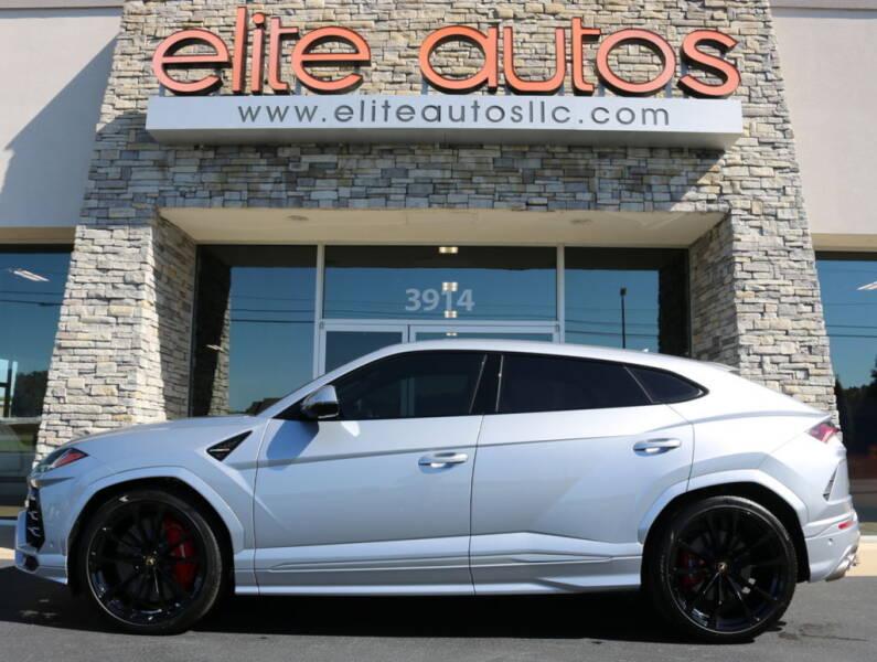 2019 Lamborghini Urus for sale at Elite Autos LLC in Jonesboro AR