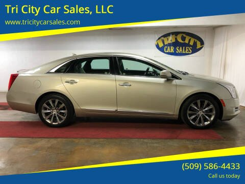 2013 Cadillac XTS for sale at Tri City Car Sales, LLC in Kennewick WA