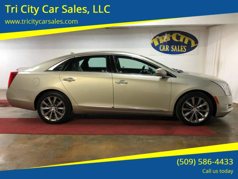 2013 Cadillac XTS for sale at Tri City Car Sales, LLC in Kennewick WA