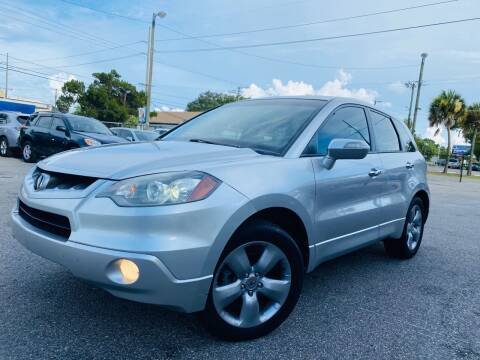 2008 Acura RDX for sale at CHECK  AUTO INC. in Tampa FL
