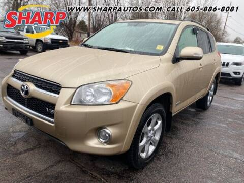 2009 Toyota RAV4 for sale at Sharp Automotive in Watertown SD