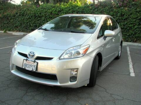 2010 Toyota Prius for sale at Used Cars Los Angeles in Los Angeles CA