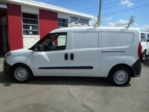 2017 RAM ProMaster City Cargo for sale at Florida Suncoast Auto Brokers in Palm Harbor FL