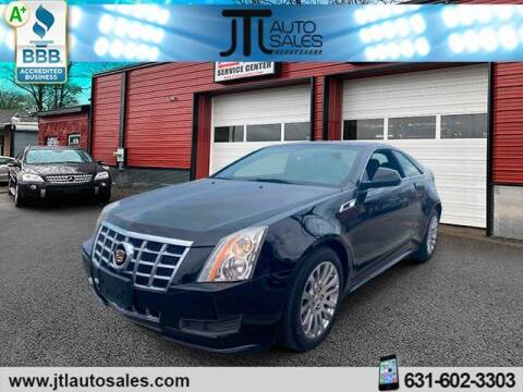 2014 Cadillac CTS for sale at JTL Auto Inc in Selden NY