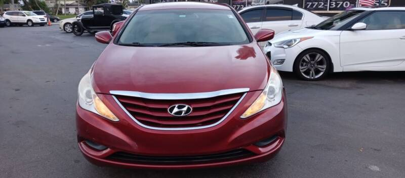 2012 Hyundai Sonata for sale at Celebrity Auto Sales in Port Saint Lucie FL