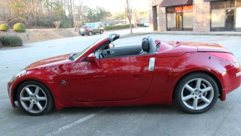 2007 Nissan 350Z for sale at NORCROSS MOTORSPORTS in Norcross GA