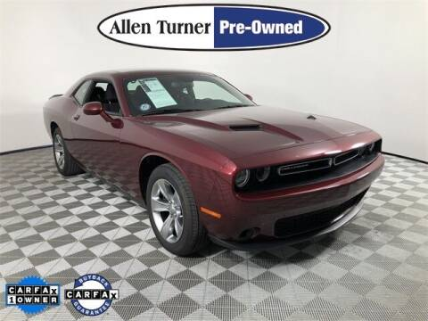 2020 Dodge Challenger for sale at Allen Turner Hyundai in Pensacola FL