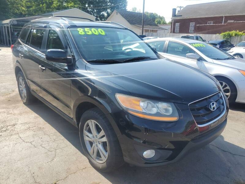 2011 Hyundai Santa Fe for sale in Greenville, SC