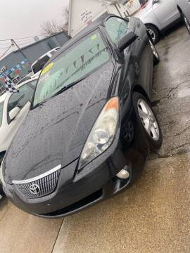 2005 Toyota Camry Solara for sale at Bob Luongo's Auto Sales in Fall River MA