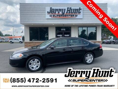 2015 Chevrolet Impala Limited for sale at Jerry Hunt Supercenter in Lexington NC