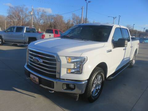 2017 Ford F-150 for sale at Azteca Auto Sales LLC in Des Moines IA