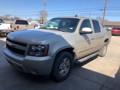 2007 Chevrolet Avalanche for sale at Texas Auto Broker in Killeen TX