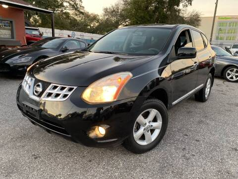 2013 Nissan Rogue for sale at CHECK  AUTO INC. in Tampa FL