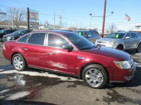 2008 Ford Taurus for sale at Home Street Auto Sales in Mishawaka IN