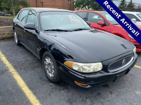 2002 Buick LeSabre for sale at Vorderman Imports in Fort Wayne IN