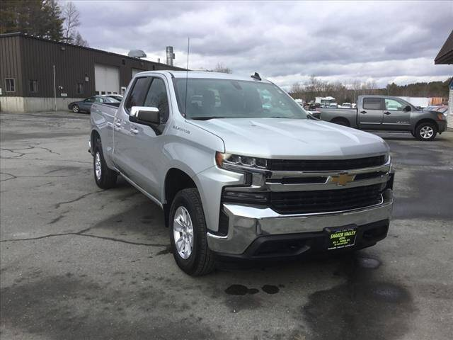 2020 Chevrolet Silverado 1500 for sale at SHAKER VALLEY AUTO SALES in Enfield NH