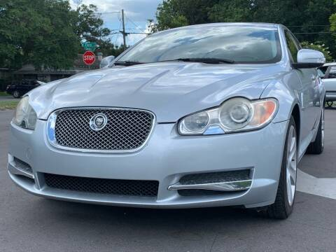2009 Jaguar XF for sale at LUXURY AUTO MALL in Tampa FL