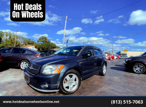 2008 Dodge Caliber for sale at Hot Deals On Wheels in Tampa FL