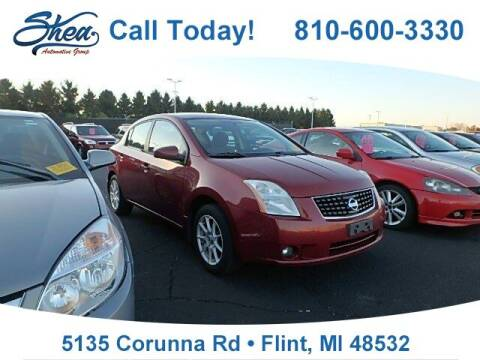 2008 Nissan Sentra for sale at Jamie Sells Cars 810 in Flint MI