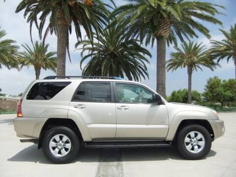 2004 Toyota 4Runner for sale at Miramar Sport Cars in San Diego CA