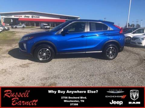 2020 Mitsubishi Eclipse Cross for sale at Russell Barnett Chrysler Dodge Jeep Ram in Winchester TN