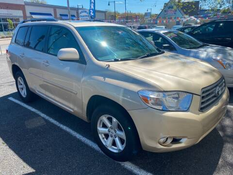 2010 Toyota Highlander for sale at Polonia Auto Sales and Service in Hyde Park MA