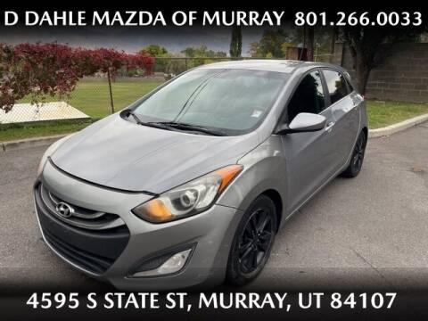 2014 Hyundai Elantra GT for sale at D DAHLE MAZDA OF MURRAY in Salt Lake City UT