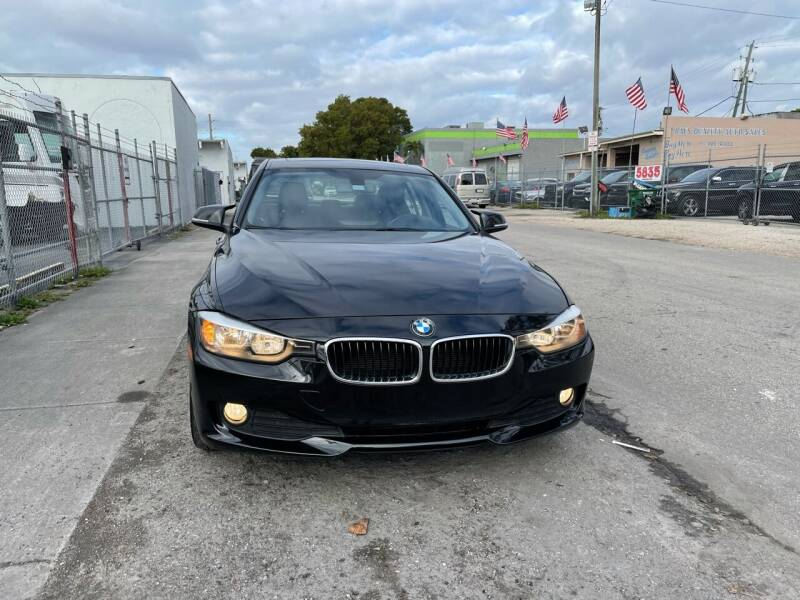 2014 BMW 3 Series for sale at Dream Cars 4 U in Hollywood FL