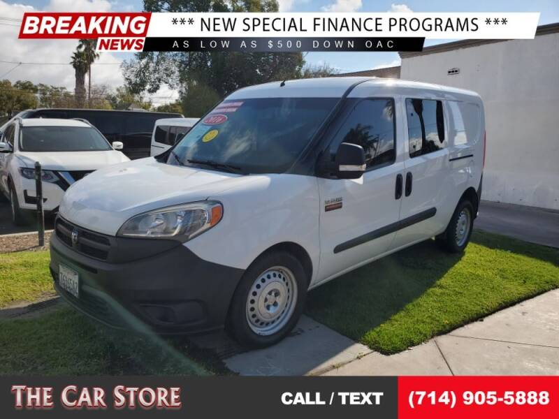 2016 RAM ProMaster City Cargo for sale at The Car Store in Santa Ana CA