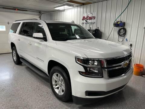 2018 Chevrolet Suburban for sale at D-Cars LLC in Zeeland MI