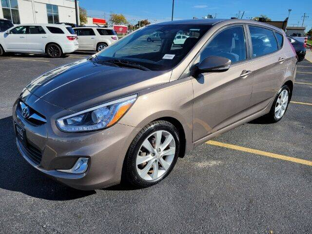 2014 Hyundai Accent for sale at Rizza Buick GMC Cadillac in Tinley Park IL