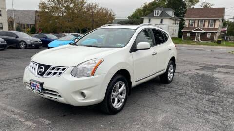 2011 Nissan Rogue for sale at 1NCE DRIVEN in Easton PA