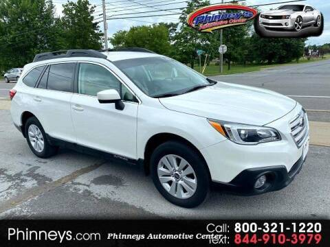 2016 Subaru Outback for sale at Phinney's Automotive Center in Clayton NY