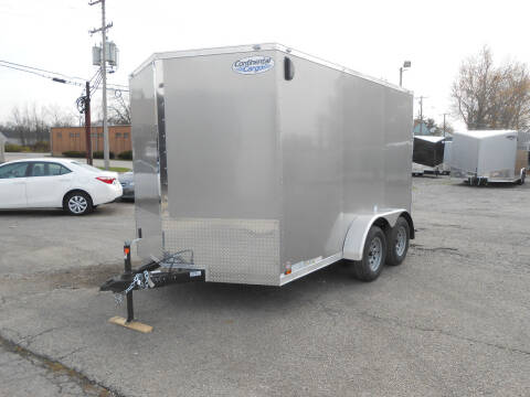 2021 Continental Cargo V-Series 7x12