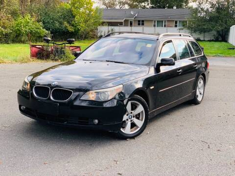 2006 BMW 5 Series for sale at Y&H Auto Planet in West Sand Lake NY