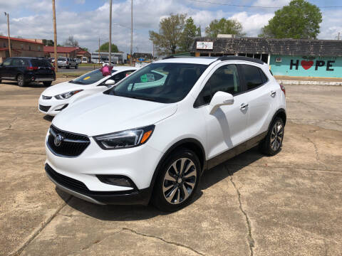 2019 Buick Encore for sale at BRAMLETT MOTORS in Hope AR