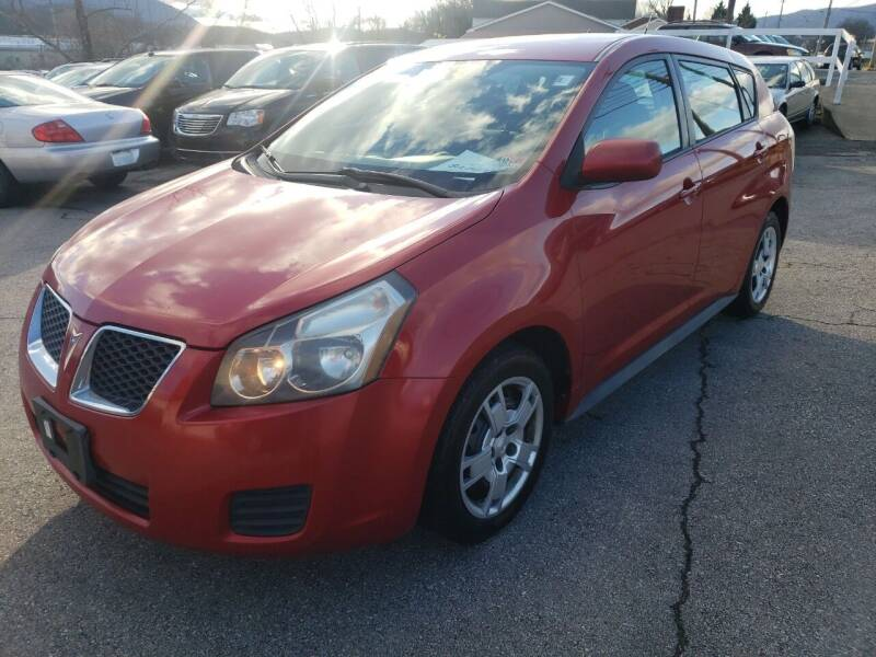2009 Pontiac Vibe for sale at Salem Auto Sales in Salem VA