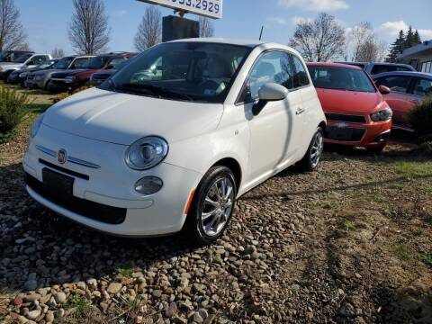 2014 FIAT 500 for sale at Boardman Auto Exchange in Youngstown OH
